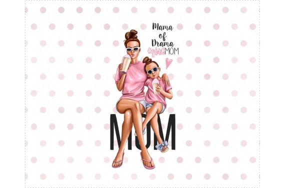 Panel na torbę - Special mom 1 - 50x40