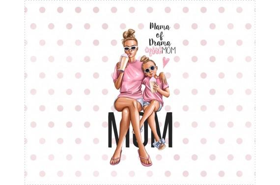 Panel na torbę - Special mom 2 - 50x40