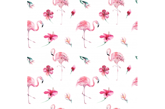 "Fabric ""Flamingo 1"""