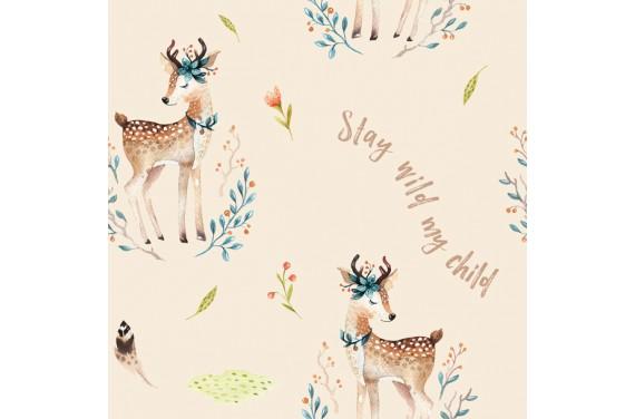 Autumn deer 2