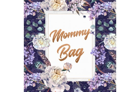 Panel for the bag -Mommy bag 1 - 50x50