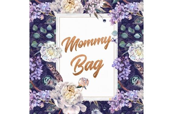 Panel na torbę - Mommy bag 1 - 50x50
