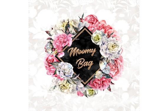 Panel na torbę - Mommy bag 2 - 50x50