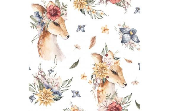 Forest deer 1