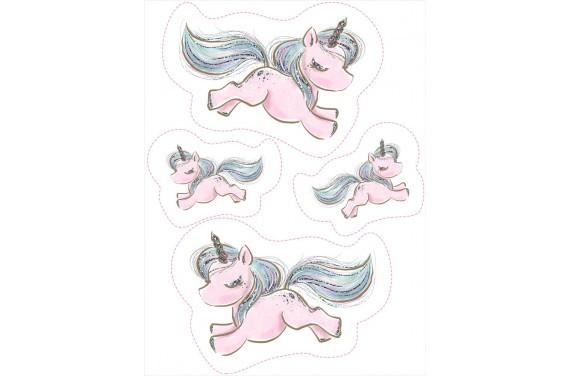 Baby unicorn1 maskotka
