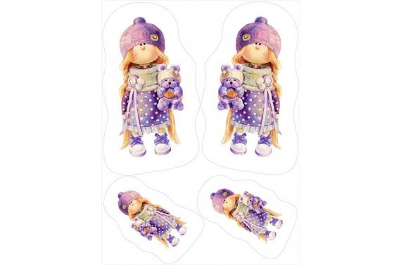 Maskottchen Puppe 1
