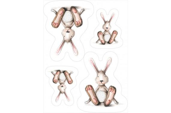 Bunny  maskotka