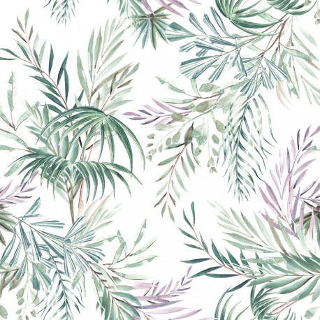 Spring palm 1