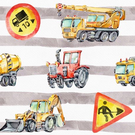 Construction machinery 3