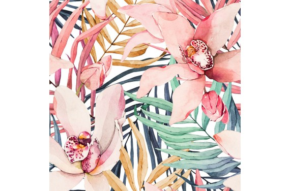 Tropical flowers 3