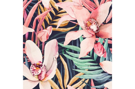 Tropical flowers 6