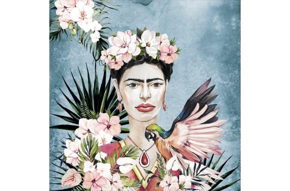 Panel na torbę - Frida