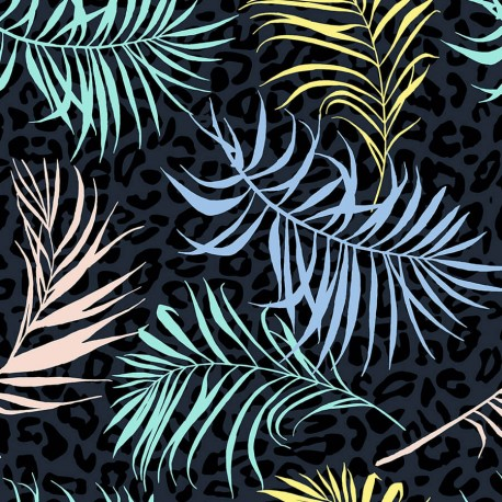 Abstract palm 1