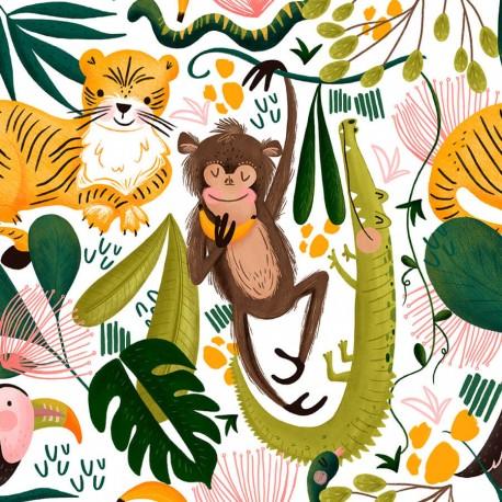 Baby jungle 1
