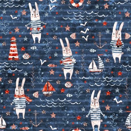 Rabbit the sailor 2