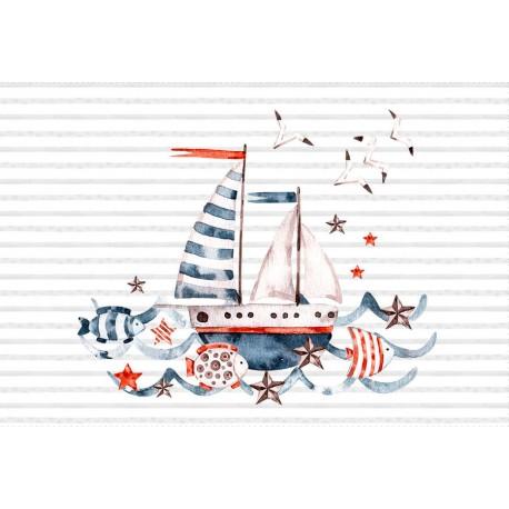 Rabbit the sailor