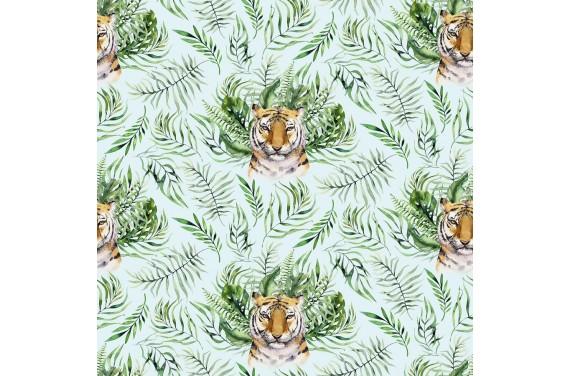 Tropical tiger 8 knitwear