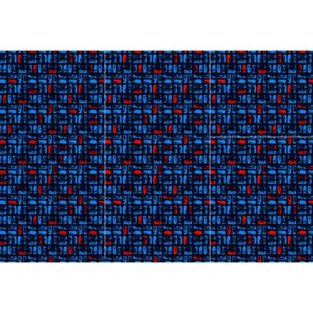 Panel for sleeping bag - Geometric-abstraction-2