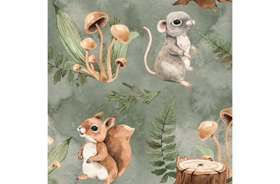 Little forest animals 1