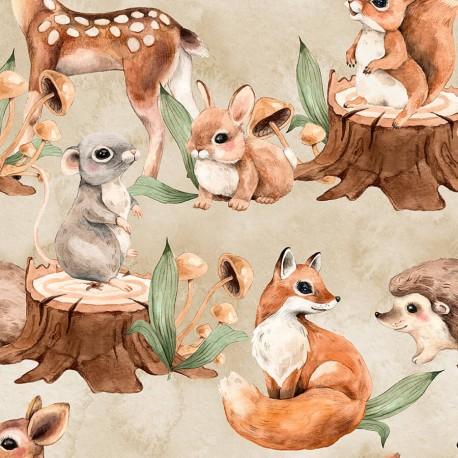 Little forest animals 2