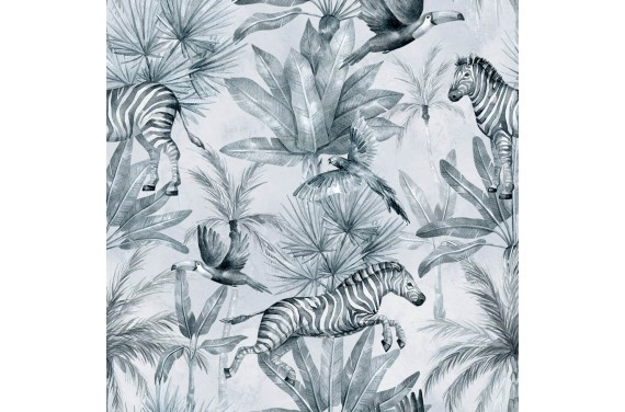 Silver jungle 1