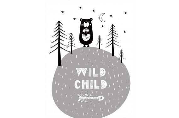 "Mat/Carpet ""Wild Child"""