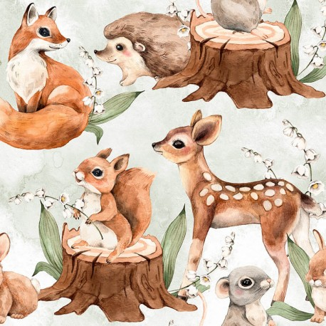 LITTLE FOREST ANIMALS 3