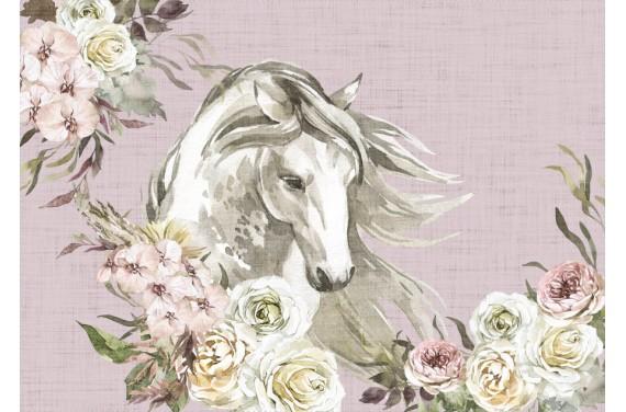 White horse 1-poduszka