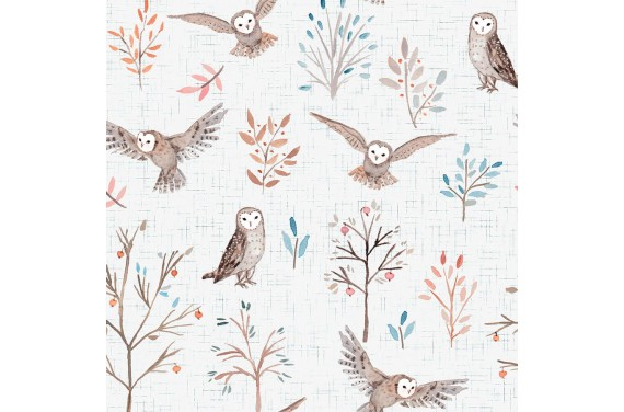 Owl garden