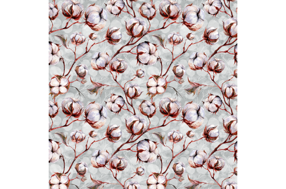 Cotton filed