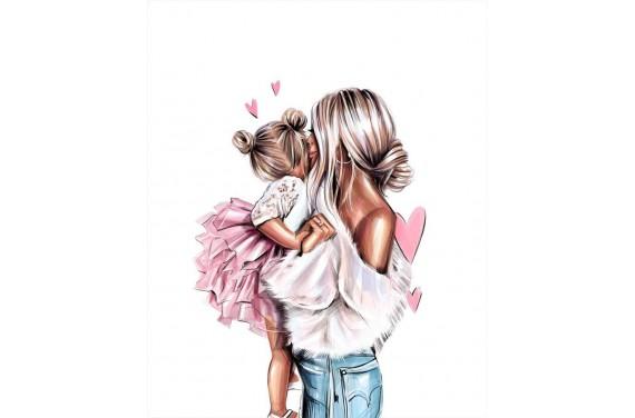 Mom & kids 2