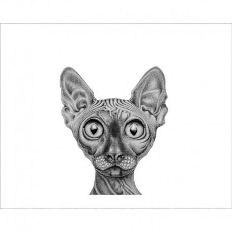 Cat ECO LEATHER PANEL