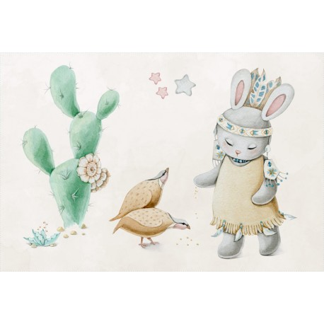 Indian bunny 3