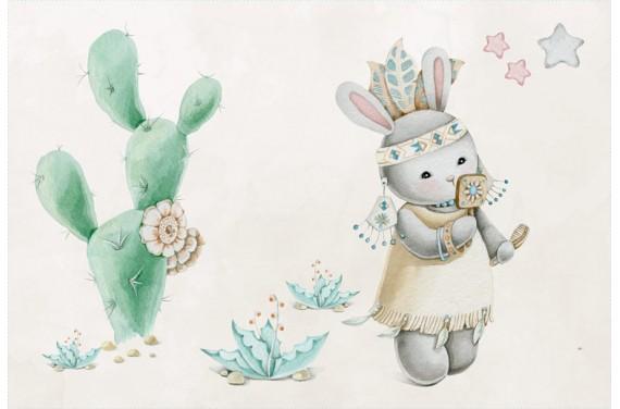 Indian bunny 4-poduszka