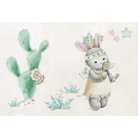 Indian bunny 4