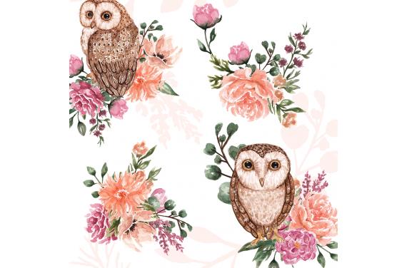 Spring owl