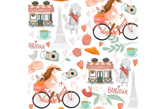 Paris pattern 1