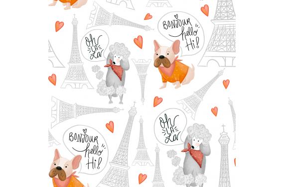 Paris pattern 3