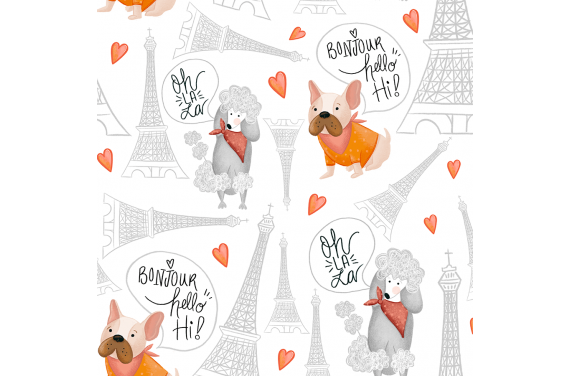 Paris pattern 3