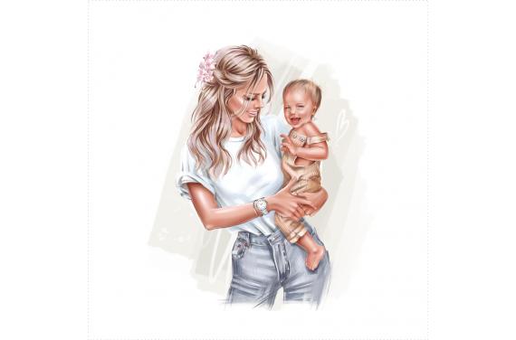 панель управления - MOM&KIDS 26- 50x50