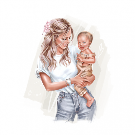 MOM&KIDS26 ECO LEATHER PANEL