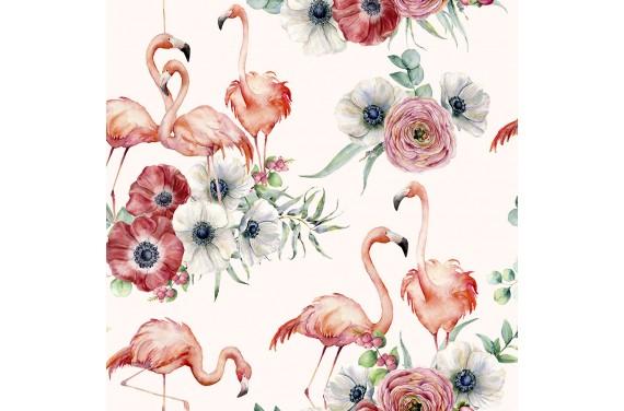 Flamingo bouquet 1