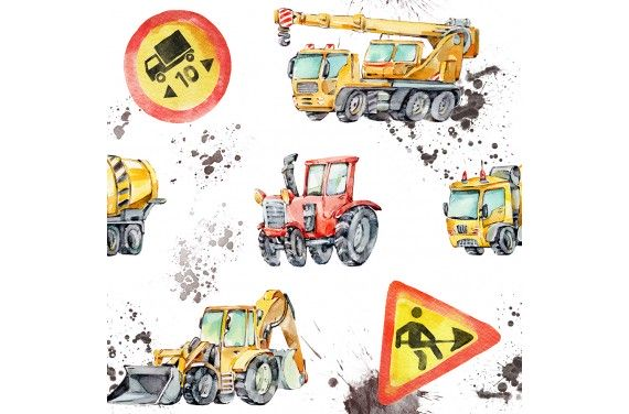Construction machinery 2