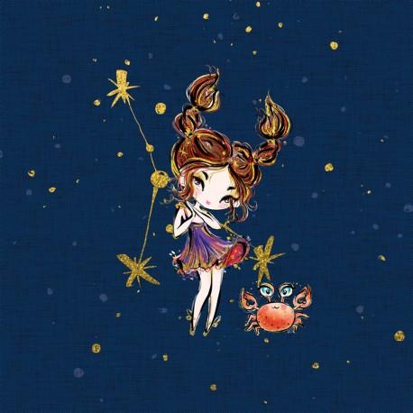 Zodiak Cancer 1 ECO LEATHER PANEL