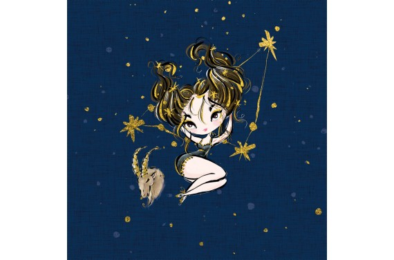 Zodiak Capricorn 1 ECO LEATHER PANEL