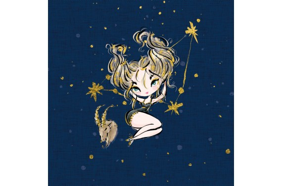 Zodiak Capricorn 2 ECO LEDER PANEL