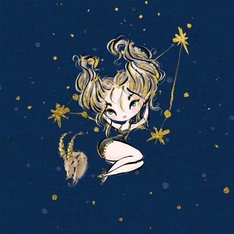 Zodiak Capricorn 2 LEATHER PANEL