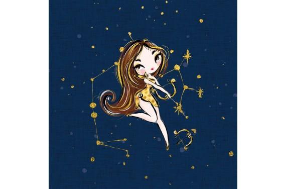 Zodiak Sagittarius 1-panel eko skóra