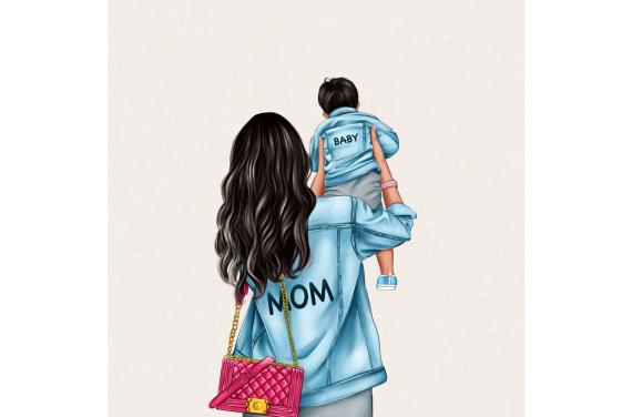 панель управления - MOM&BABY SON 3- 50x50