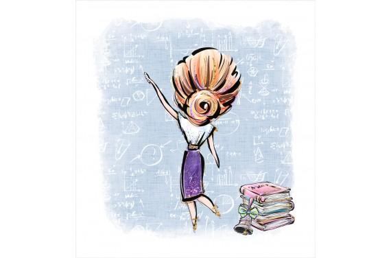 Teacher 3 LEATHER PANEL